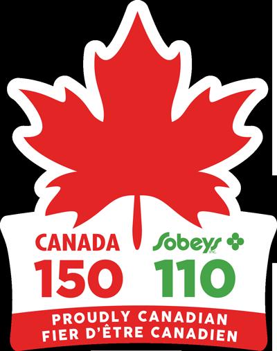 Canada 150 Sobeys Logo